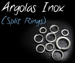 ARGOLA INOX / SPLIT RING